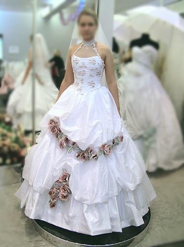 Свадебные платья, Москва